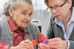 Старческая деменция