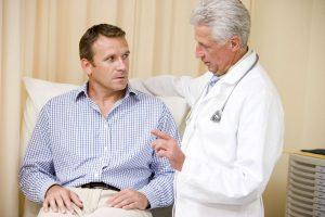 Прерывание запоя: помощь врача