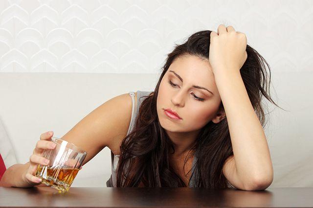 Женский и мужской алкоголизм в Москве