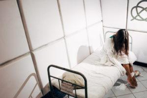 Заболевания психического здоровья, требующие госпитализации