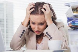 Депрессия или стресс