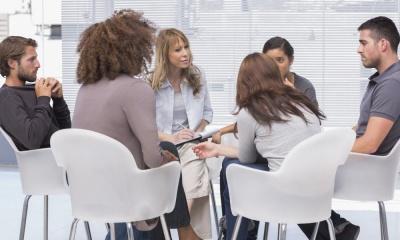 Психотерапевтическая групповая терапия 8 февраля