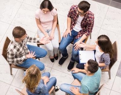Психотерапевтическая групповая терапия 18 января
