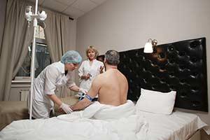 Частная наркологическая клиника в Москве